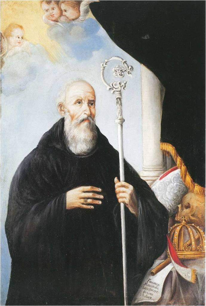 sveti Anzelm - opat