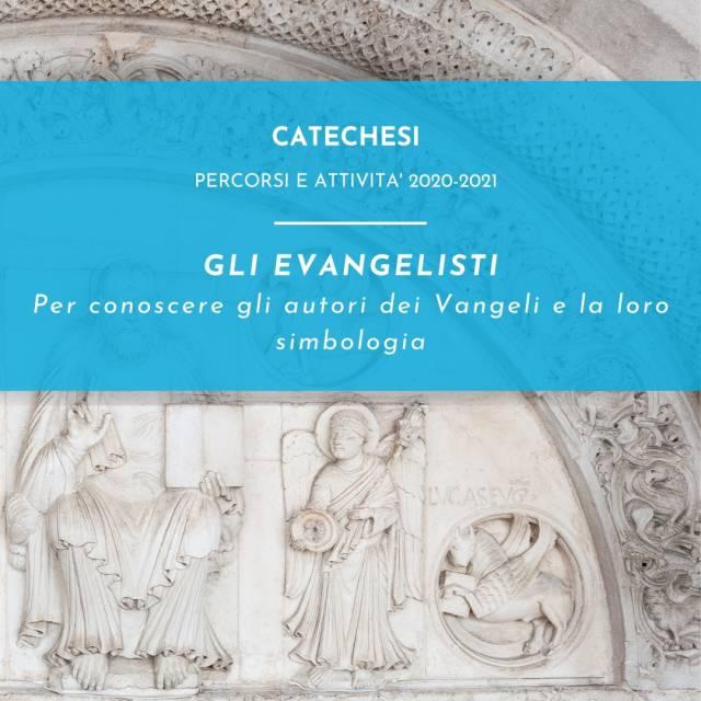 GLI EVANGELISTI - Per conoscere gli autori dei Vangeli e la loro simbologia