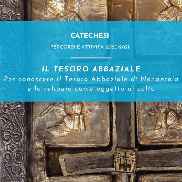 Il Tesoro abbaziale - Per conoscere il Tesoro abbaziale di Nonantola e la reliquia come oggetto di culto