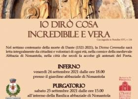 VII centenario della morte di Dante Alighieri